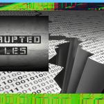 Data got corrupted